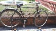 A good old Indian bike.