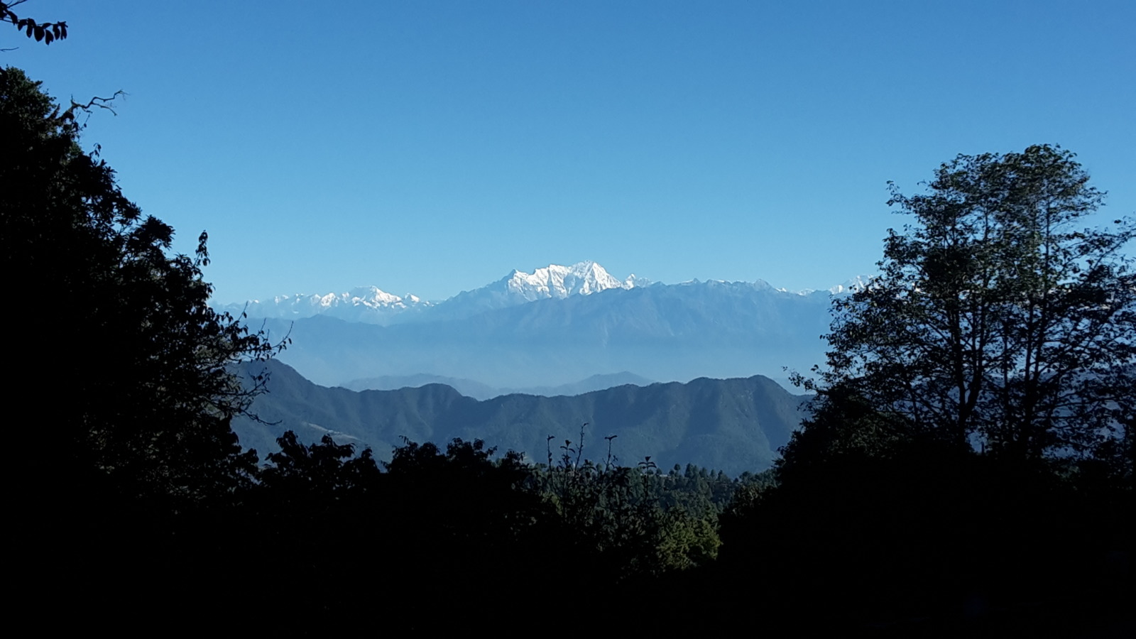 Just stunning views on the Tribhuvan Highway.