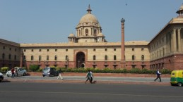 Government building in Delhi