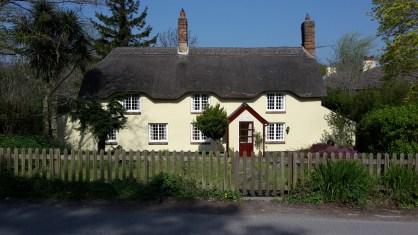Chocolate box cottage
