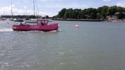 Warsash Hamble ferry