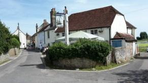 The Anchor Bleu pub in Bosham