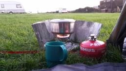 Campsite cooker