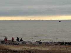 Rampion offshore wind farm