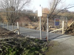 Path fence