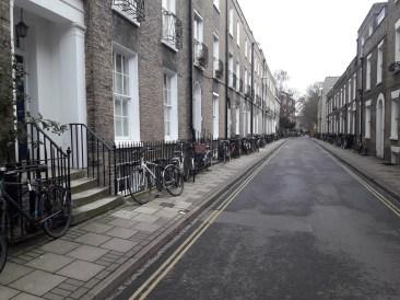 Street bikes