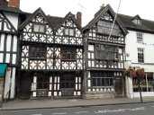 The Garrick inn Stratford-upon-Avon another favourite pub of Garry's