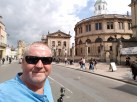Playing the tourist in Oxford