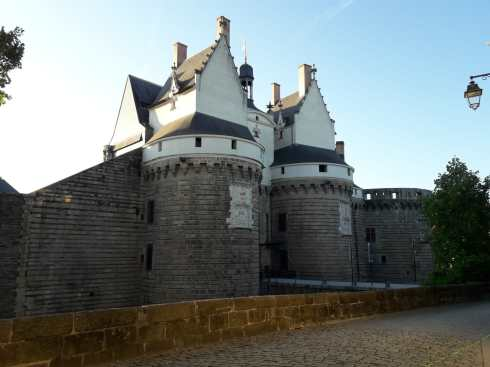 Chateau in Nantes