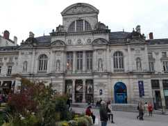 Grand theatre in Angers