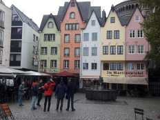 Houses in Cologne