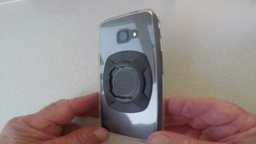 Hands phone