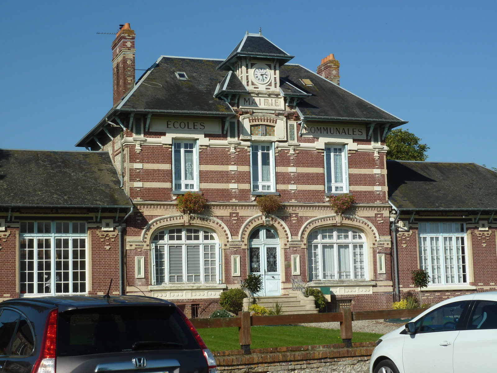 French Mairie