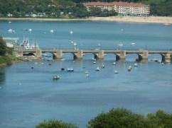 Bridge at Ribadesella