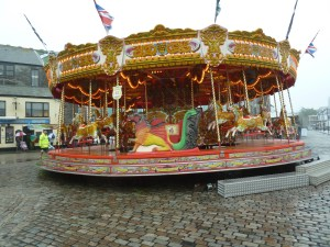 Carousel at Sutton harbour