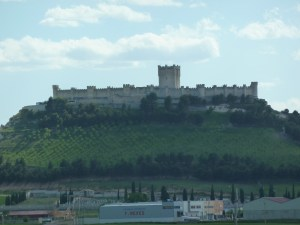 Castillo de Penafiel