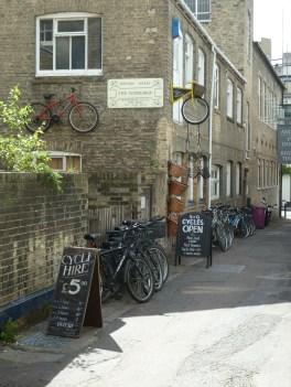 Cycle workshop Cambridge