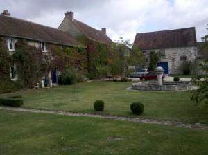 Farm at Provins France