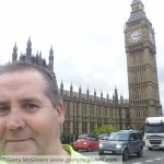 Garry McGivern in London