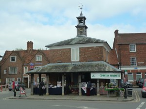 Market Square Princes Risborough