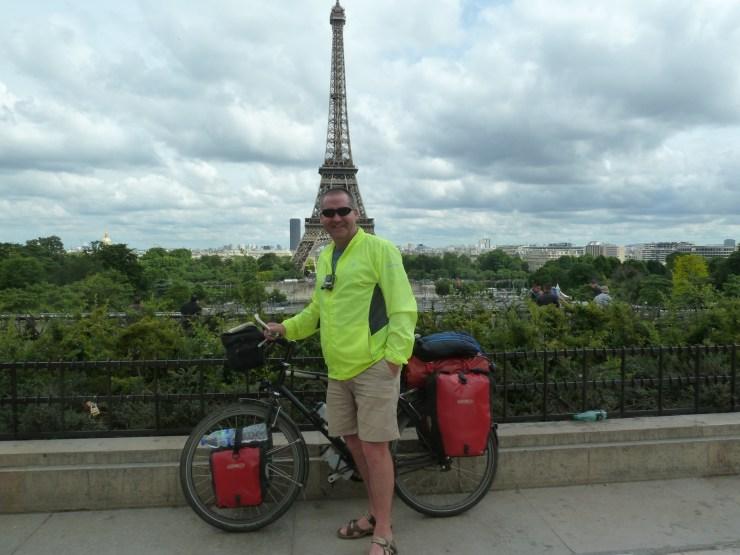 Garry McGivern in Paris