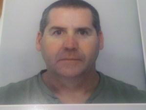 Garry McGivern passport photo