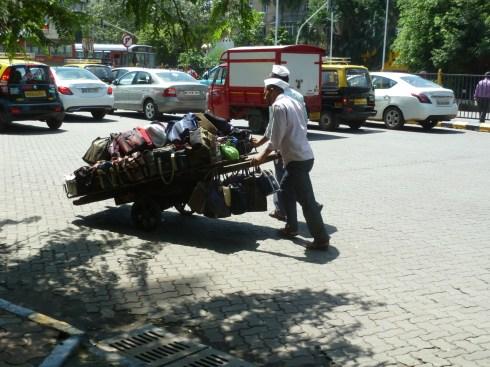 Dabbawalas in Mumbai