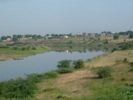 The Narmada river