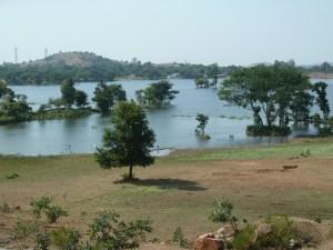 Matatil dam reservoir