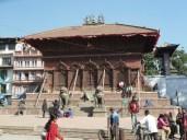 Shiva Parvati temple Durbar Square Kathmandu
