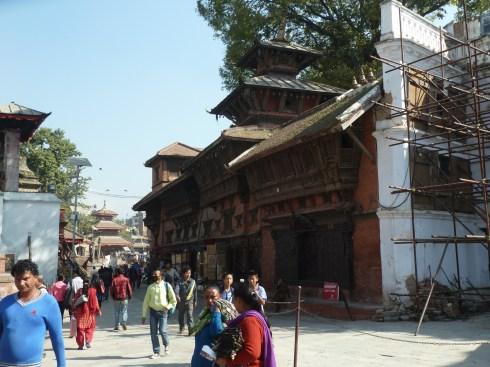 Bhagwati Temple Durbar Square Kathmandu