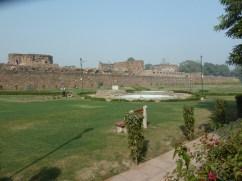 Feroze Shah Kotla Palace Delhi