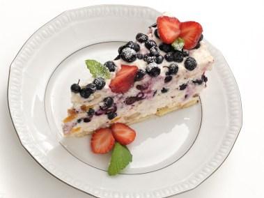Biezpiena torte