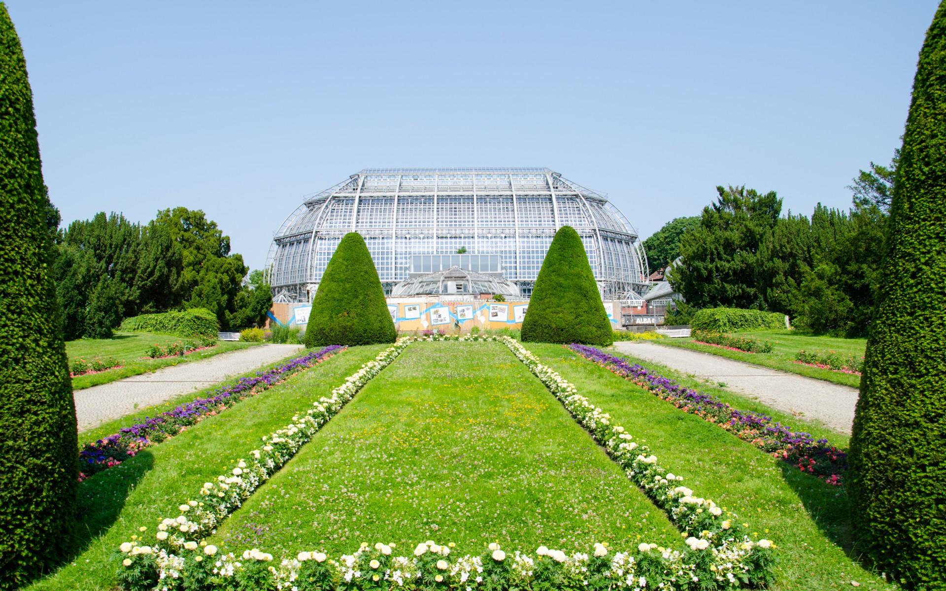 Botanische Gärten Garten Europa