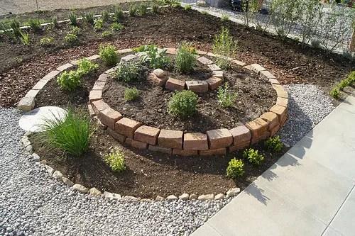 Kräuterspirale Selber Bauen – Die Garten Idee Für Sie!