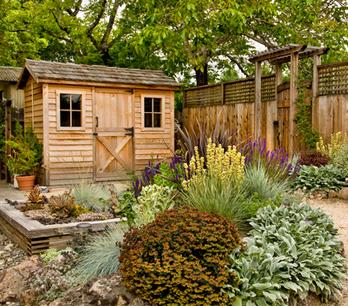 Vorteile eines Gartenhauses