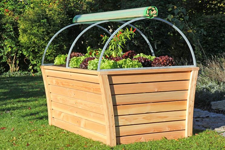 Das Hochbeet Praktisch Und Chic Garten Gestalten Info