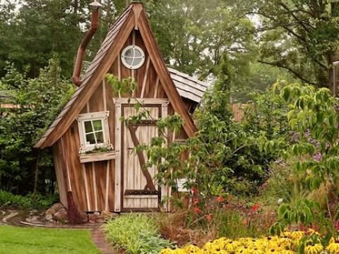 gartenlaube innen gestalten gartenhaus gestalten und dekorieren - aus alt macht neu