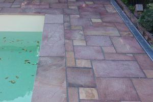 Sandstein redstone