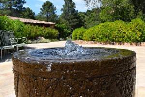 Anleitung Springbrunnen selber bauen
