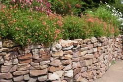 Trockenmauer Selber Bauen Garten Steinmauer Selber Bauen   Moregs