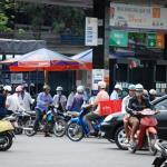 Street life Saigon