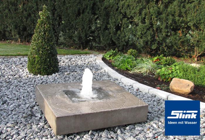 Gartenbrunnen Elemento Online Kaufen – Designer Brunnen Der