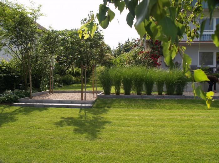 GartenUmgestaltung im Bestand  Gartengestaltung