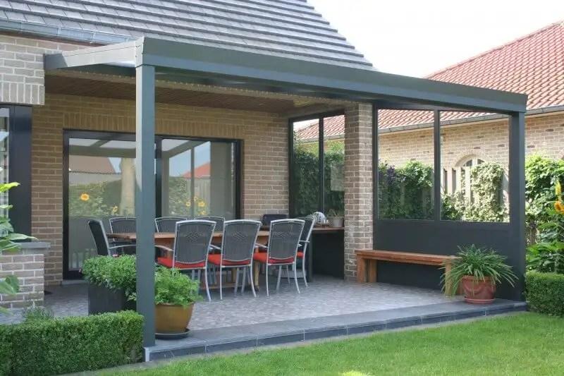 Baugenehmigung Für Ihre Terrassenüberdachung