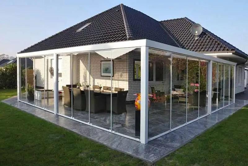 Alles Ist Möglich Terrassenüberdachung In Sonderanfertigung