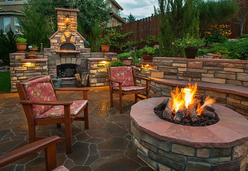 Offenes Feuer Im Garten Das Gilt Es Zu Beachten
