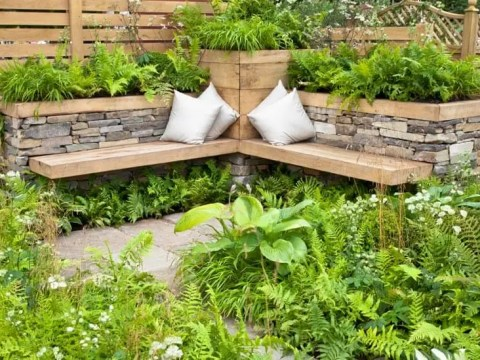 garten sitzecke gestalten garten sitzecke gestalten: ideen für kleine & große gärten