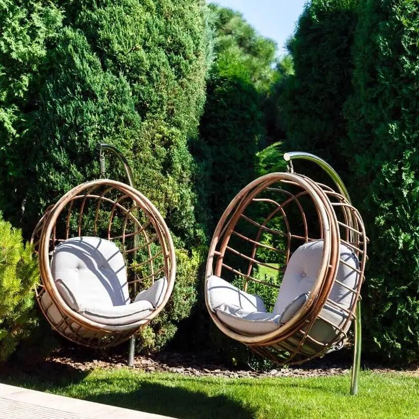 Garten Sitzecke gestalten Ideen fr kleine  groe Grten