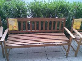 Ikea Gartenbank Gibts Bloß So Wackeliges Starkes Holz Für ...